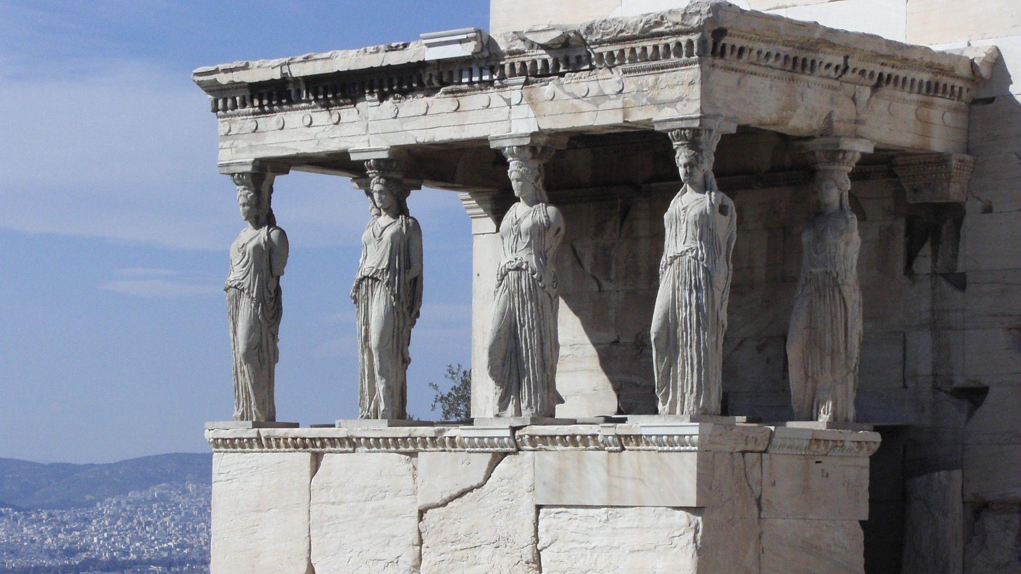 запечатлел первую обои на тему древней греции костенко