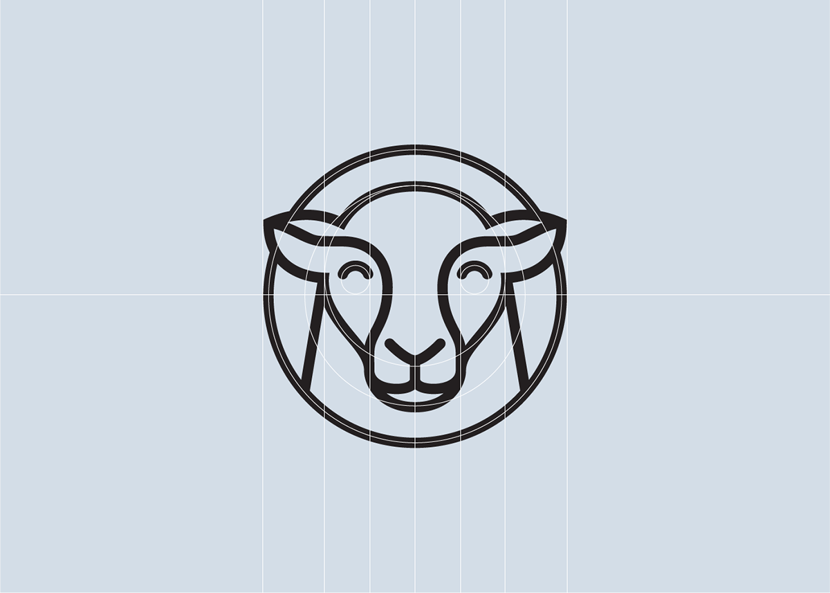 Dream Agency On Behance Design Identity Logo Luxury Premium Simple
