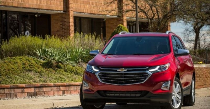 2019 Chevy Equinox Review Specs Release Date Chevrolet Equinox