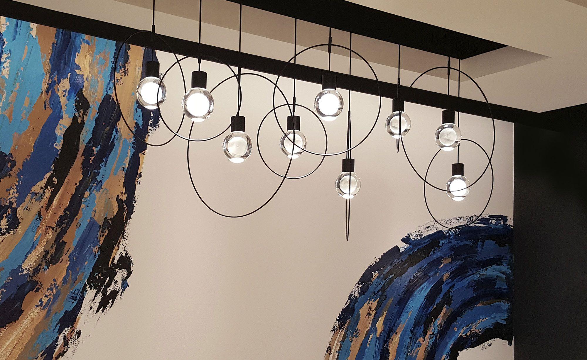 Mina Single Pendant Multi light pendant, Lighting