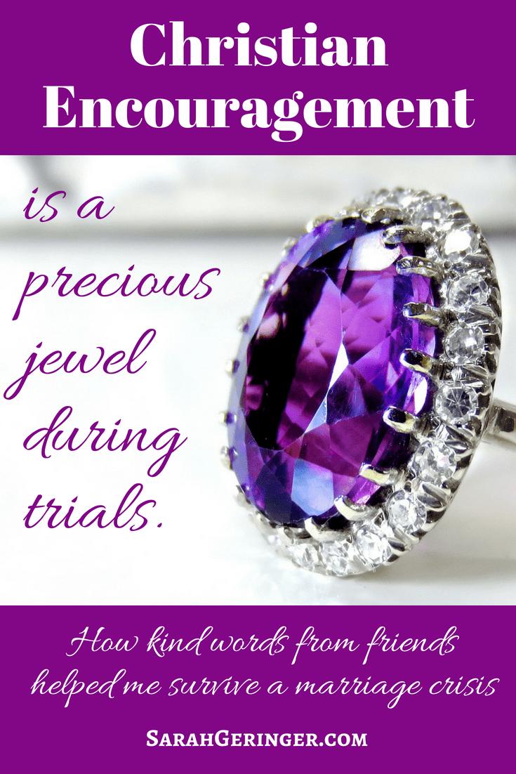 Precious Jewels of Encouragement | Faith | Christian women