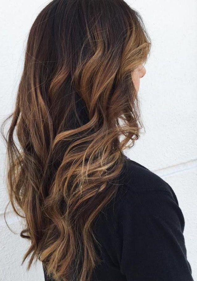 60 Hair Colors Featuring Dark Brown Ideas For Summer 2018 Trendy