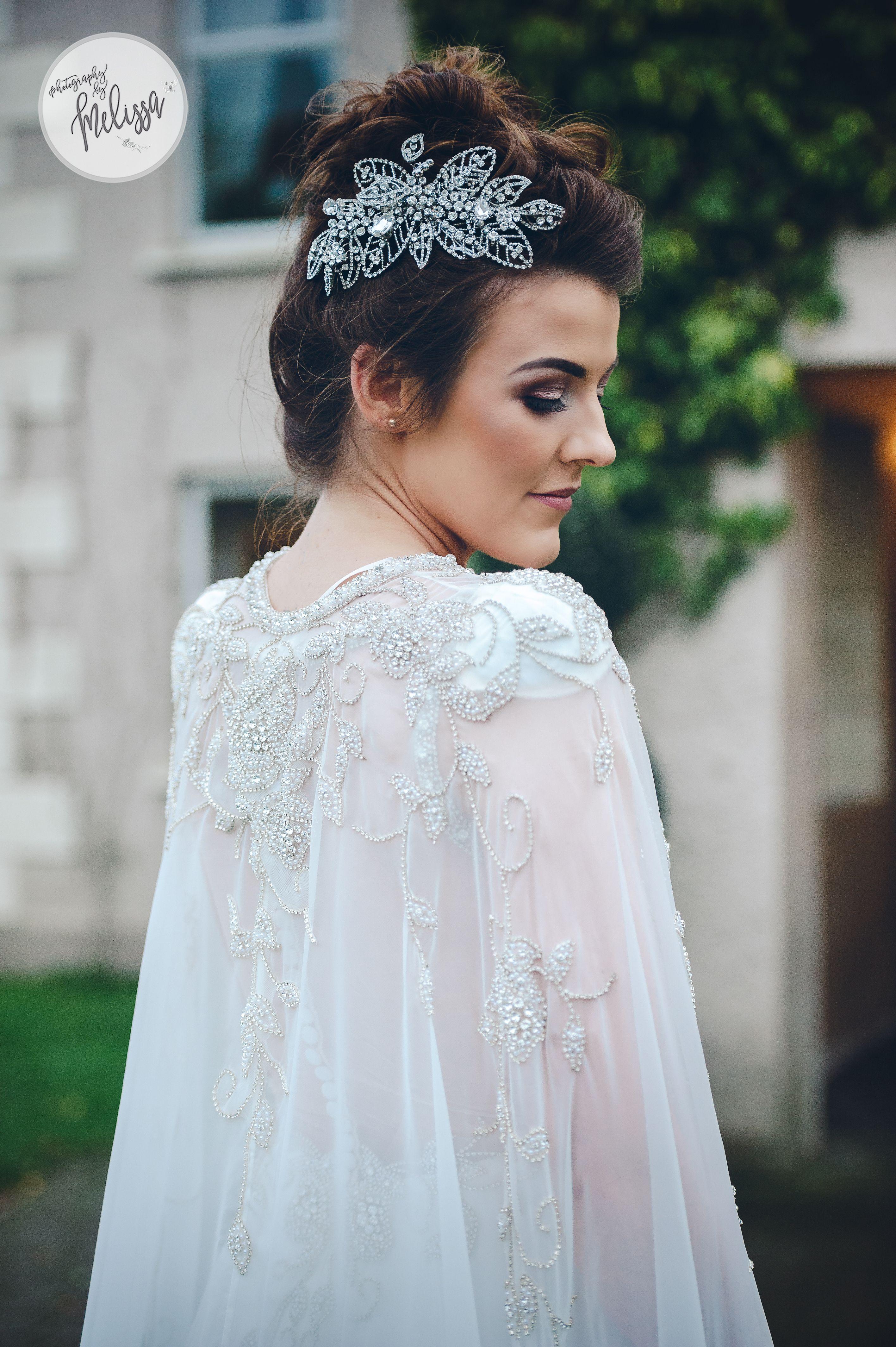 Tullylagan house hotel bridal shoot with creative ideas bridal
