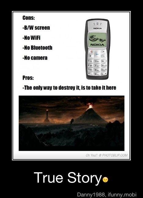 True Story Nokia Nokia Phone Phone