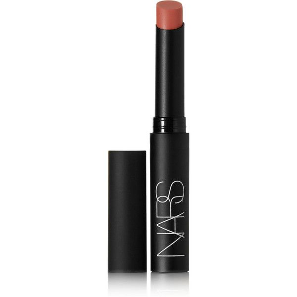 NARS Pure Matte Lipstick - Montego Bay ($27) ❤ liked on Polyvore featuring beauty products, makeup, lip makeup, lipstick, antique rose, nars cosmetics and moisturizing lipstick