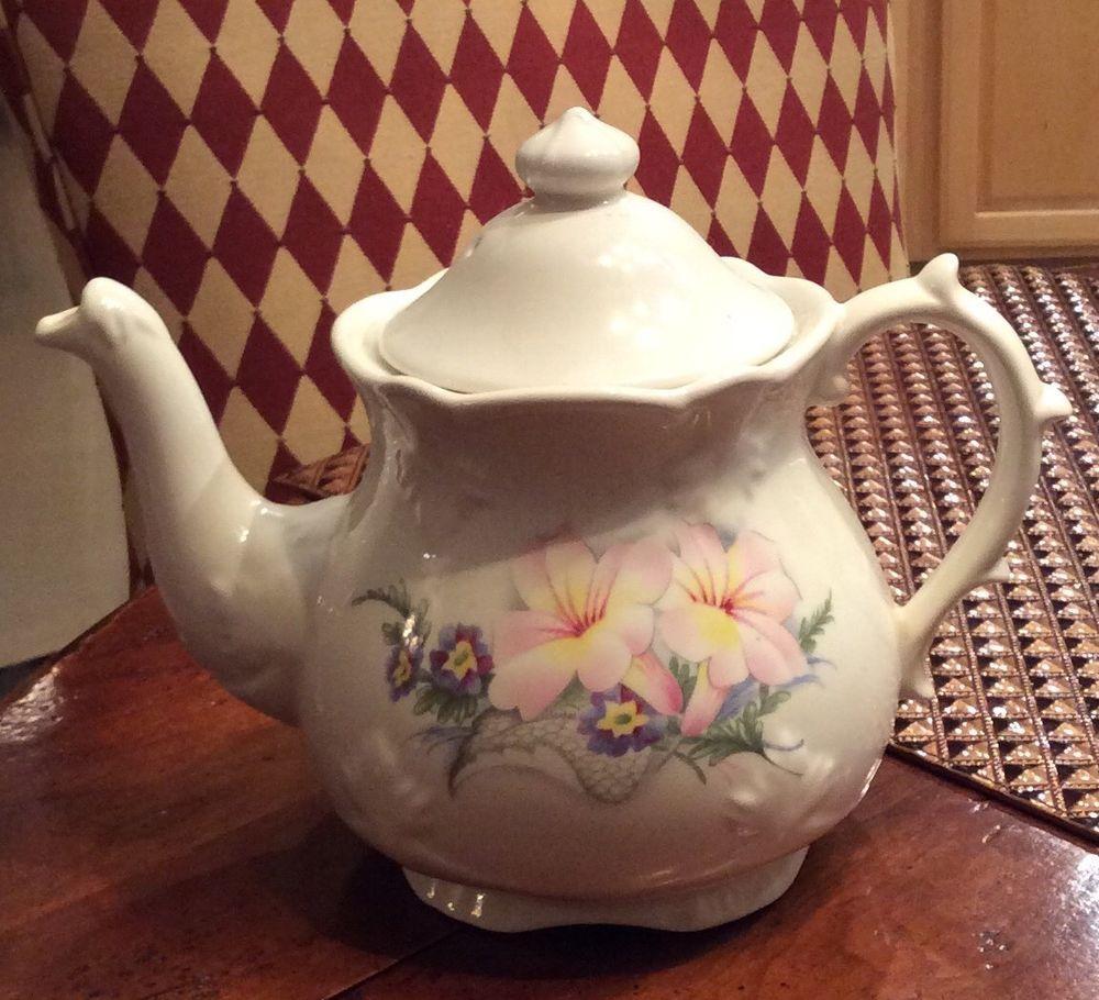 Vintage Price Kensington China Tea Pot made in England