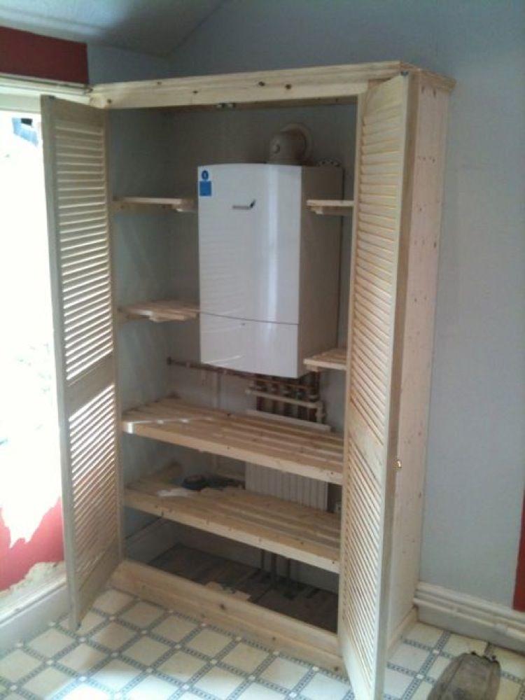 airing cupboard beach house pinterest airing. Black Bedroom Furniture Sets. Home Design Ideas