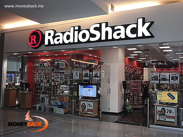 Moneyback Mexico Radioshack Is An Electronics Store For Technology Lovers Who Live It Every Day And Love To Be Conn Tax Refund Electronic Kits Portable Music
