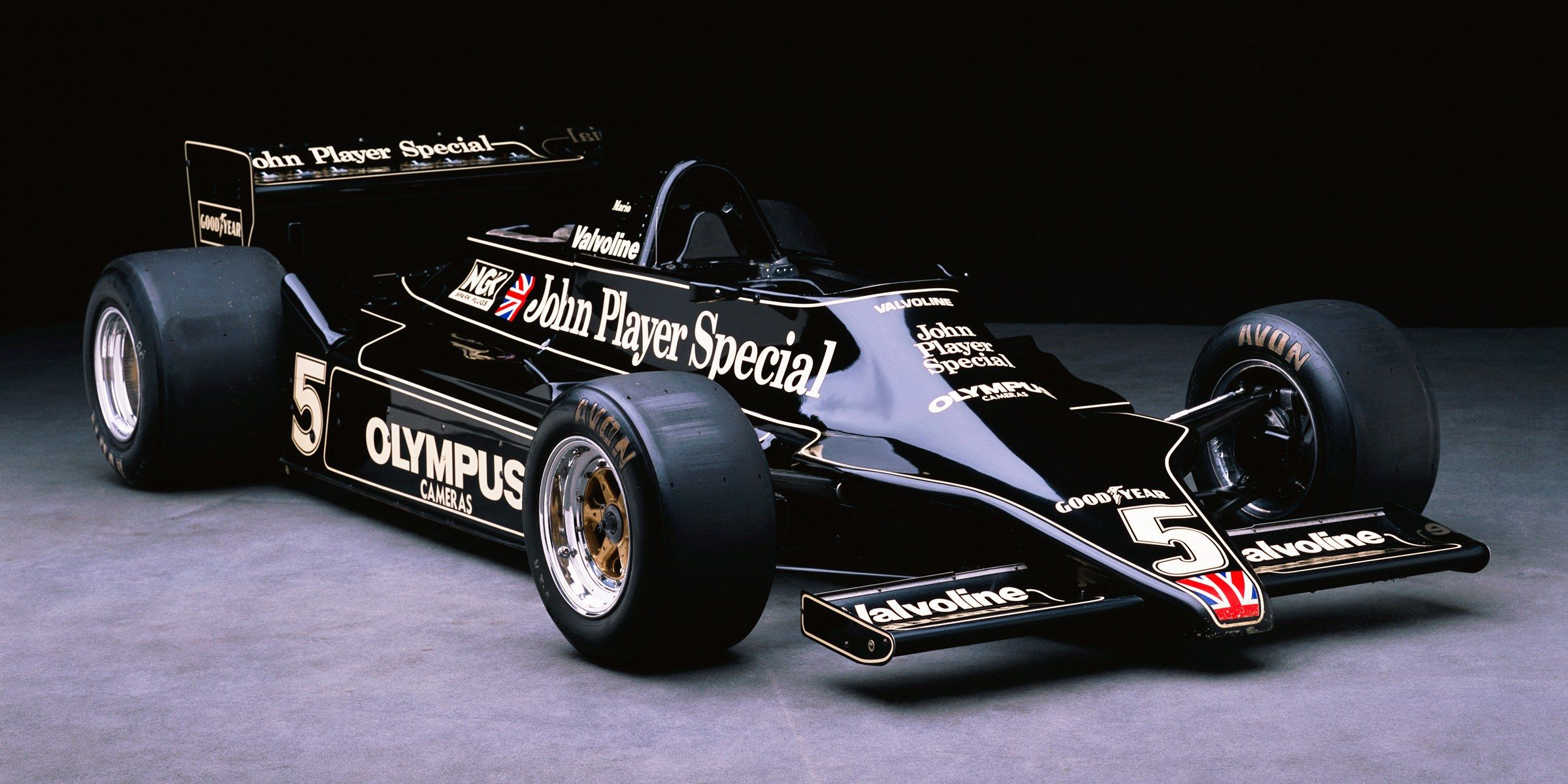 Witness 60 Years of Formula One Race Car Evolution | Classic racing cars,  Race cars, Formula one