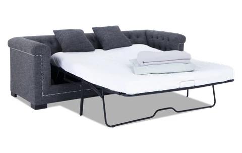 Melrose Bob O Pedic Gel Queen Sleeper Sofa Sleeper Sofa Pull
