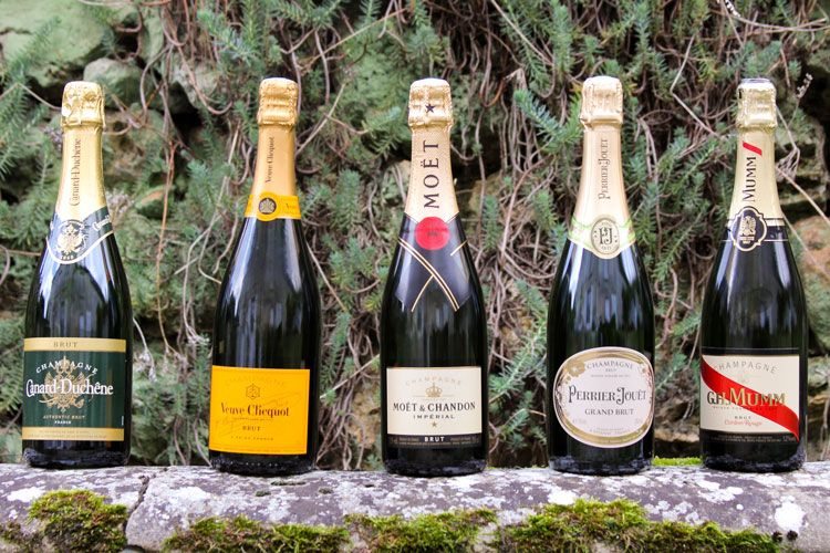 Best champagne under 50 top 5 champagnes for every