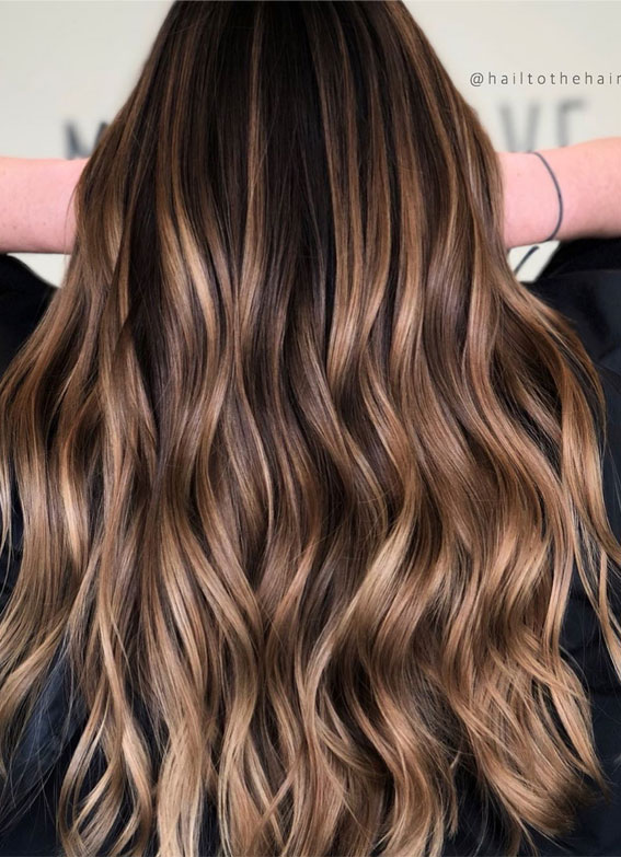 44 The Best Hair Color Ideas For Brunettes – Delicious chocolate blends Gallery