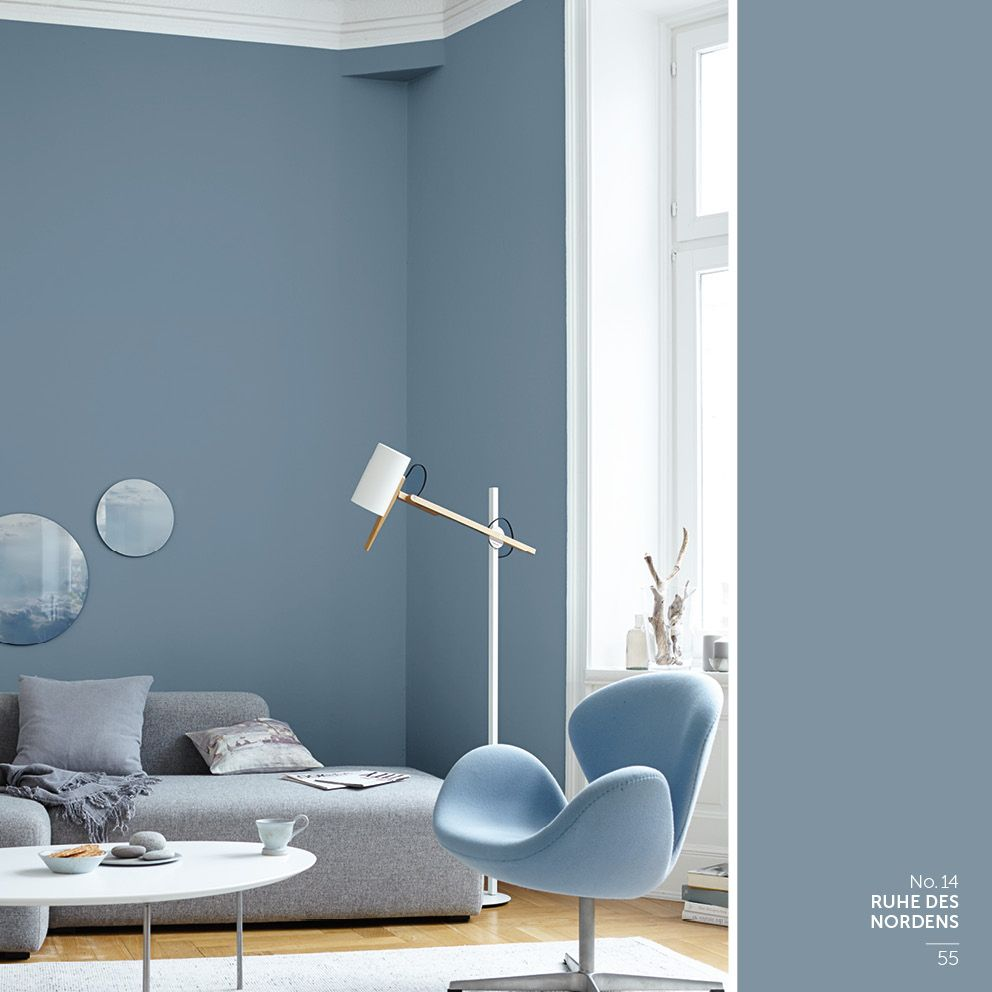 Alpina Feine Farben Farbenführer Paint Colors, Wall Colors, Room Colors,  Color Walls,