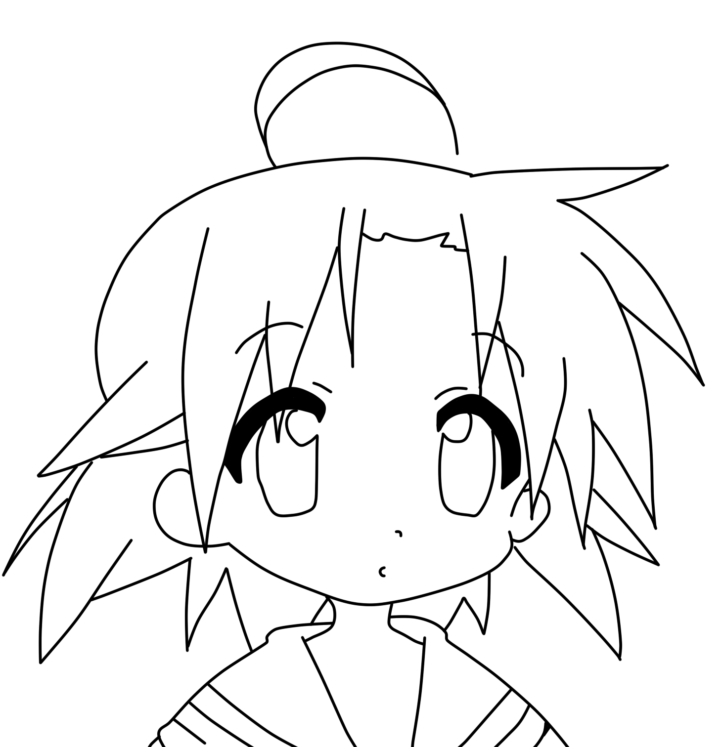 Lucky Star Coloring Pages  Star coloring pages, Coloring pages