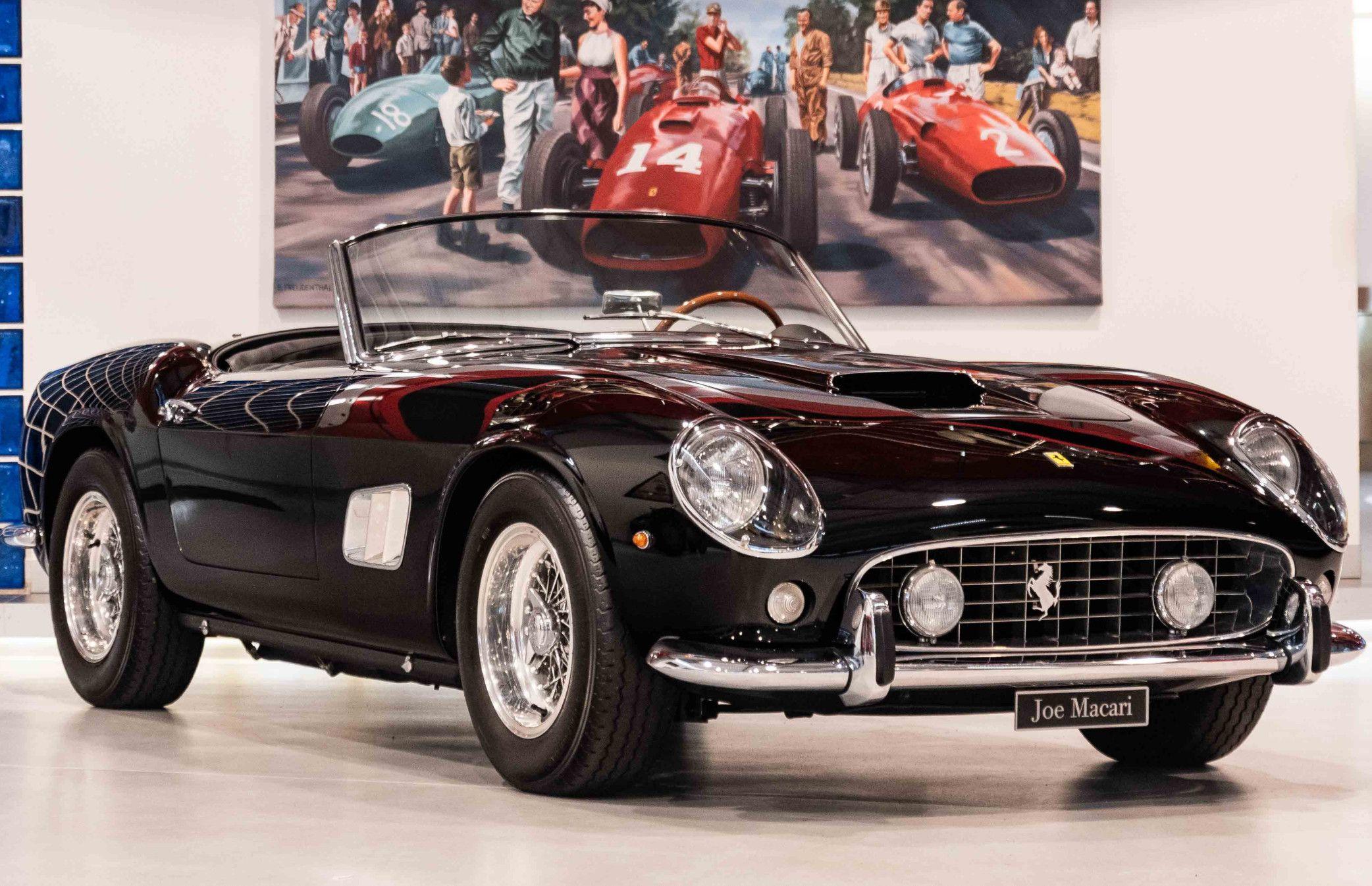 1961 Ferrari 250 Gt California Spyder Swb Sportwagen Sport