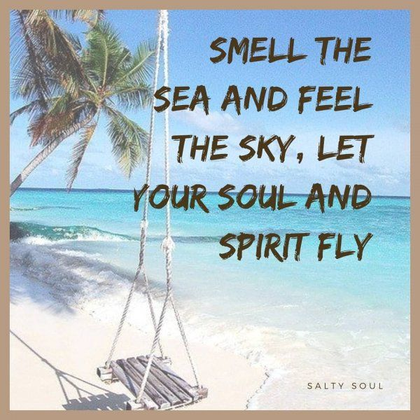 Deep Vacation Quotes: 80 Awesome Beach Quotes For Summer