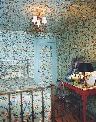 Chloë Sevignys Guest Room