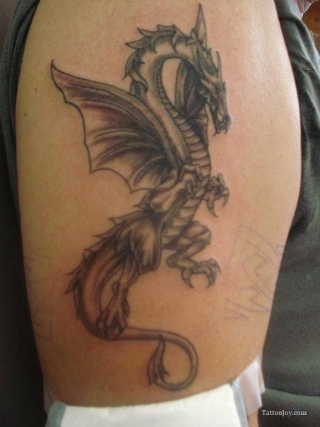 50 Amazing Dragon Tattoos You Should Check Out   Dragon ...