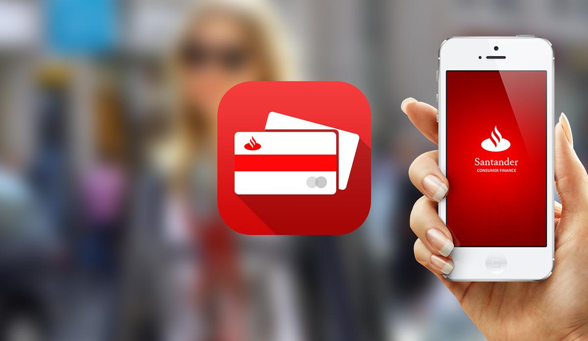 Santander Consumer Finance Ios App Consumer Finance Finance
