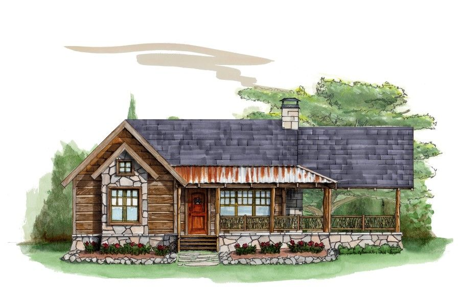 Cubby Hole Camp Plan Downsizing Perfect Home Plans Under 1000 Square Feet Natural Element Homes Cottage Plan House Floor Plans House Plans
