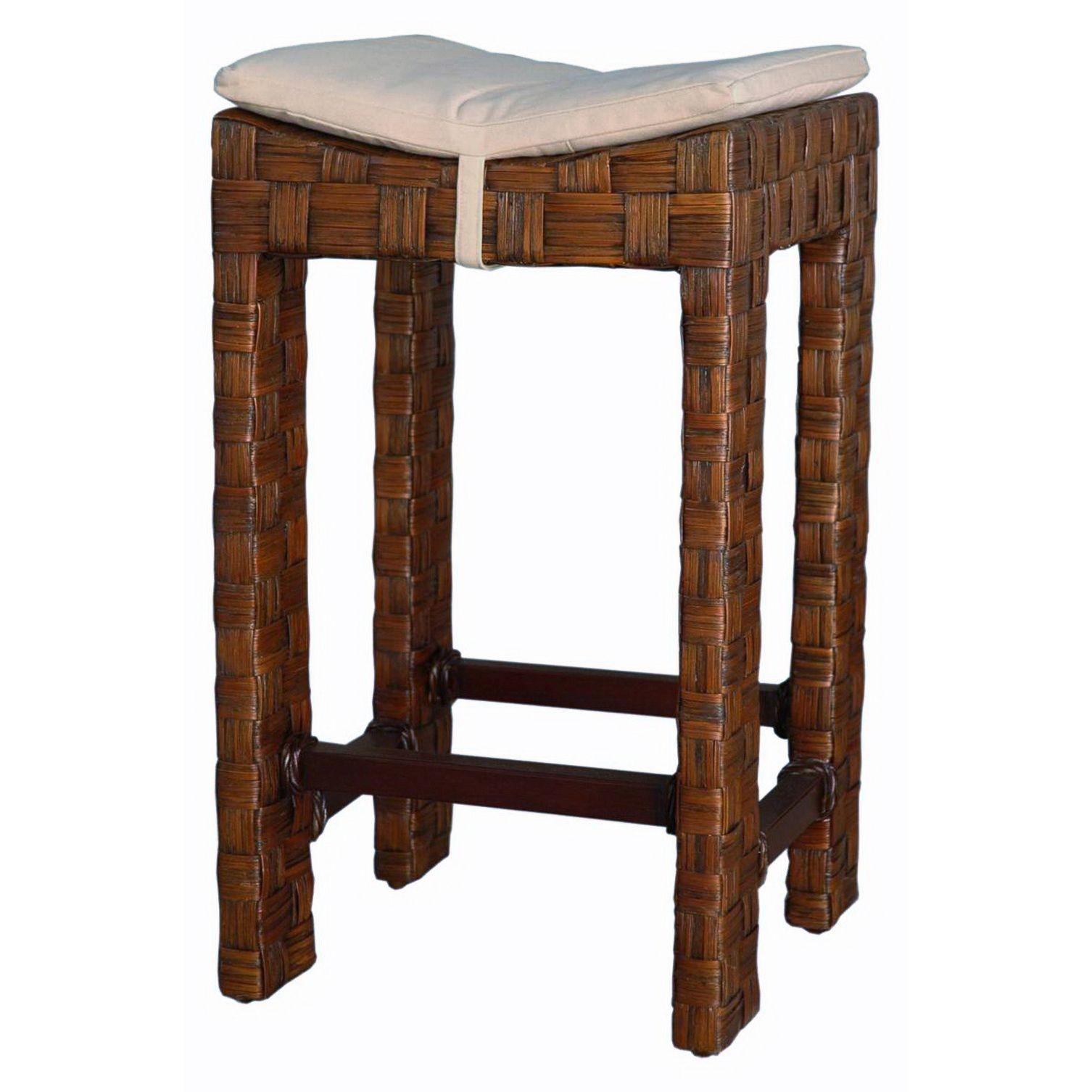 Jeffan Pura Counter Stool (Pura Counterstool), Brown (Wood) | Bar ...
