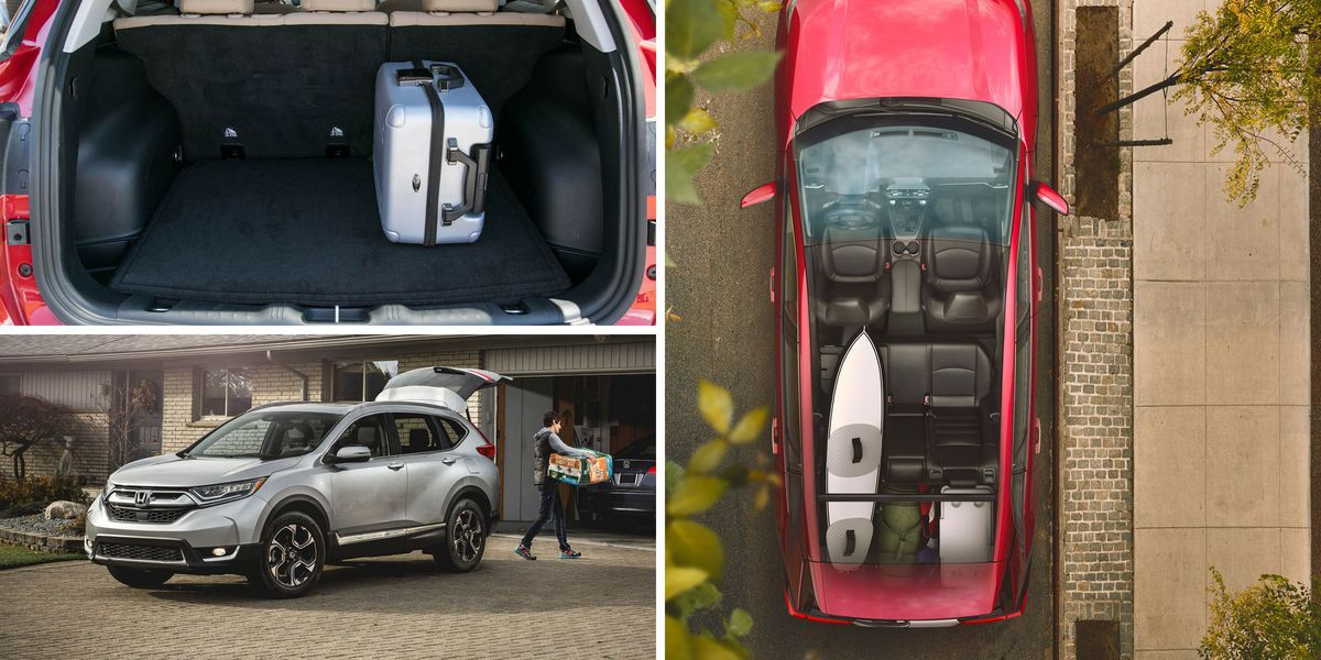 Crossover Suvs With The Most Cargo Space Compact Crossover Small Suv New Suv