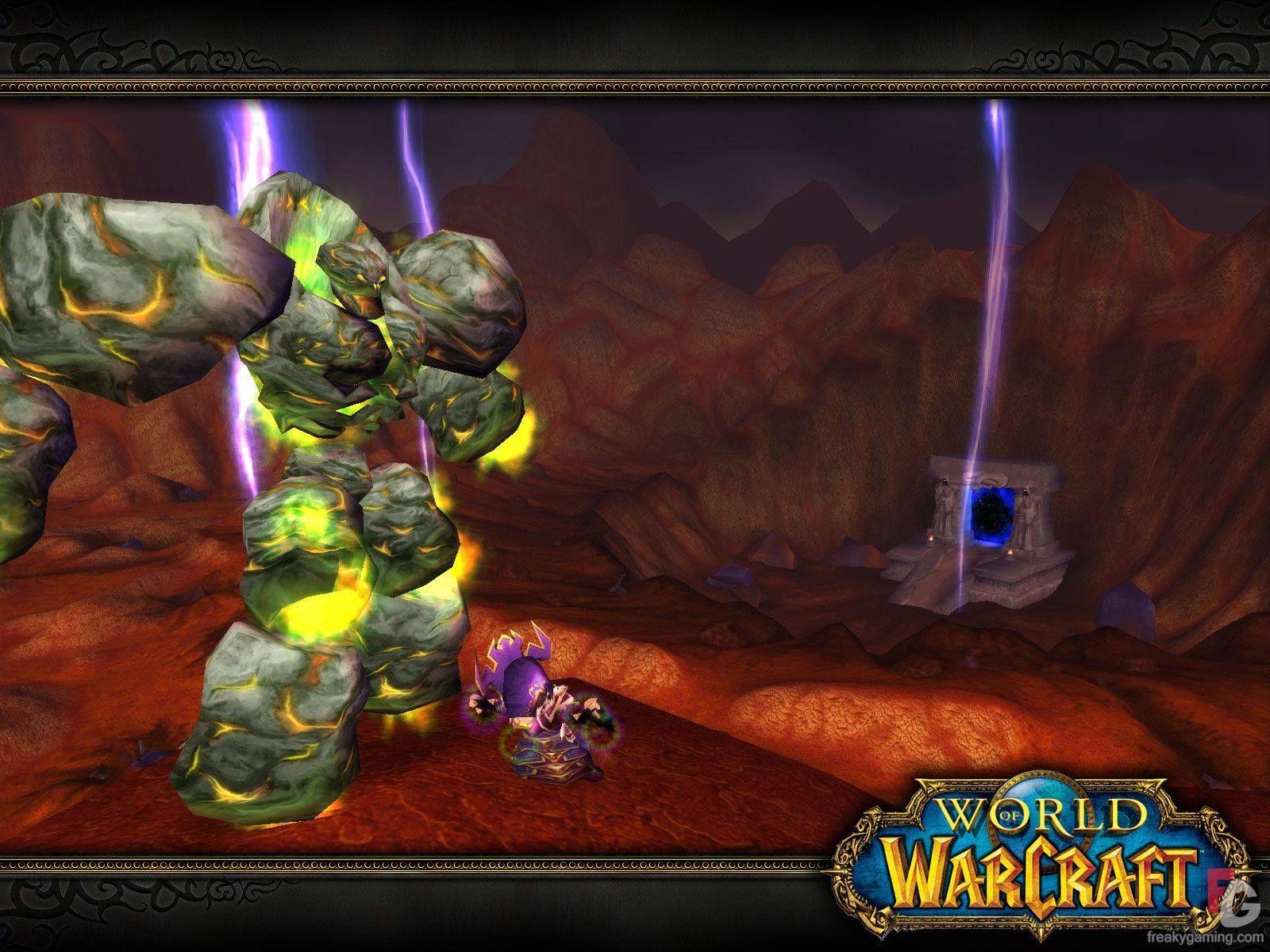 World Of Warcraft Gnome Warlock Wallpaper World Of Warcraft