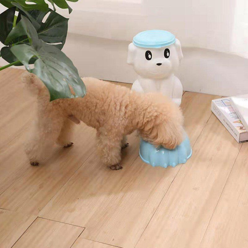 Automatic pet water feeder dispenser dog food bowl water