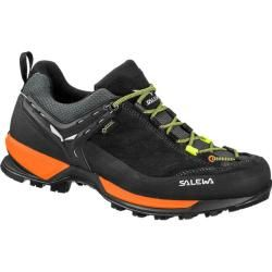 Photo of Salewa Herren Wanderschuhe Mountain Trainer Gtx, Größe 44 ½ in Black Out/Holland, Größe 44 ½ in Blac