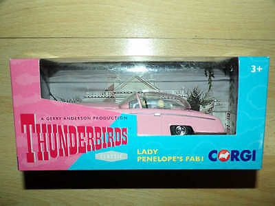 #Corgi thunderbirds lady penelopes fab1 #gerry #anderson n1,  View more on the LINK: http://www.zeppy.io/product/gb/2/152181894336/