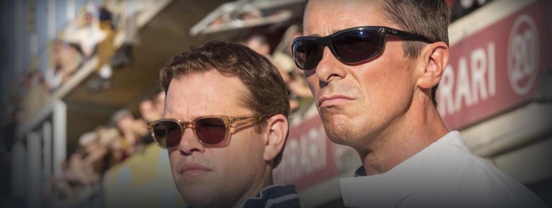 Resena Ford V Ferrari In 2020 Christian Bale Matt Damon Ferrari