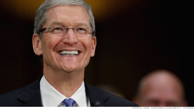 Apple now worth a whopping $700 billion