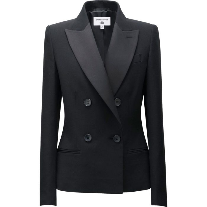 Black Tuxedo Jackets for Women Shop | Black tuxedos, Tuxedo jacket ...