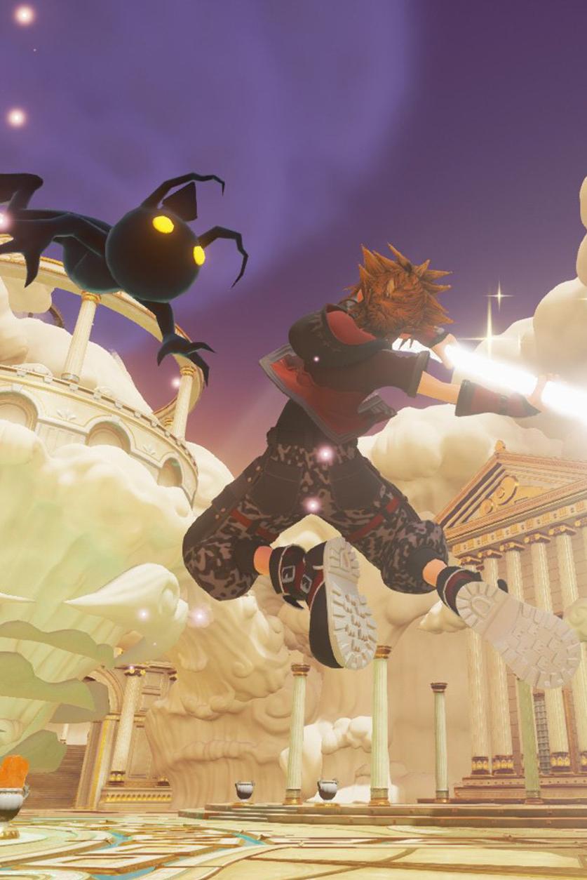 Kingdom Hearts In High Definition Kingdom Hearts Kingdom Hearts