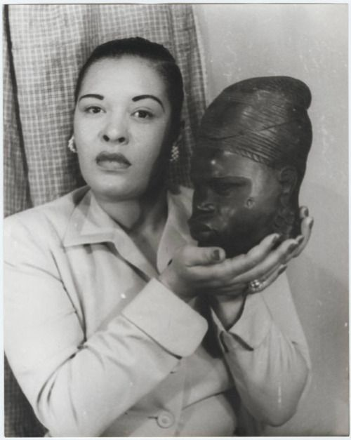 Ordinary Finds Billie Holiday Lady Sings The Blues Jazz Artists
