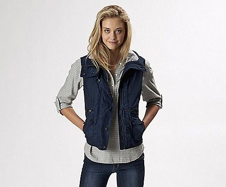 Sperry Top-Sider Tech Sailing Vest