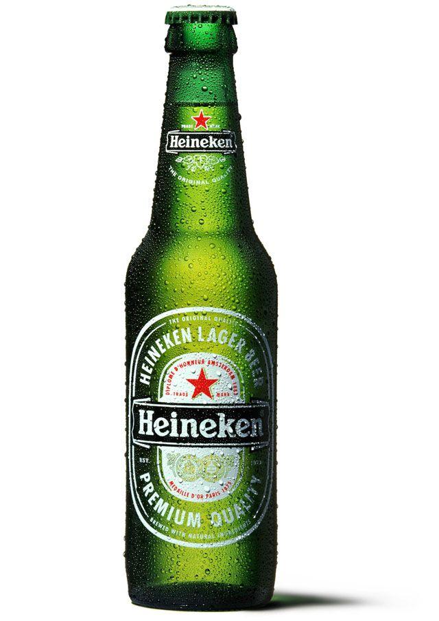 Heineken Beer Bottle Beer Bottle