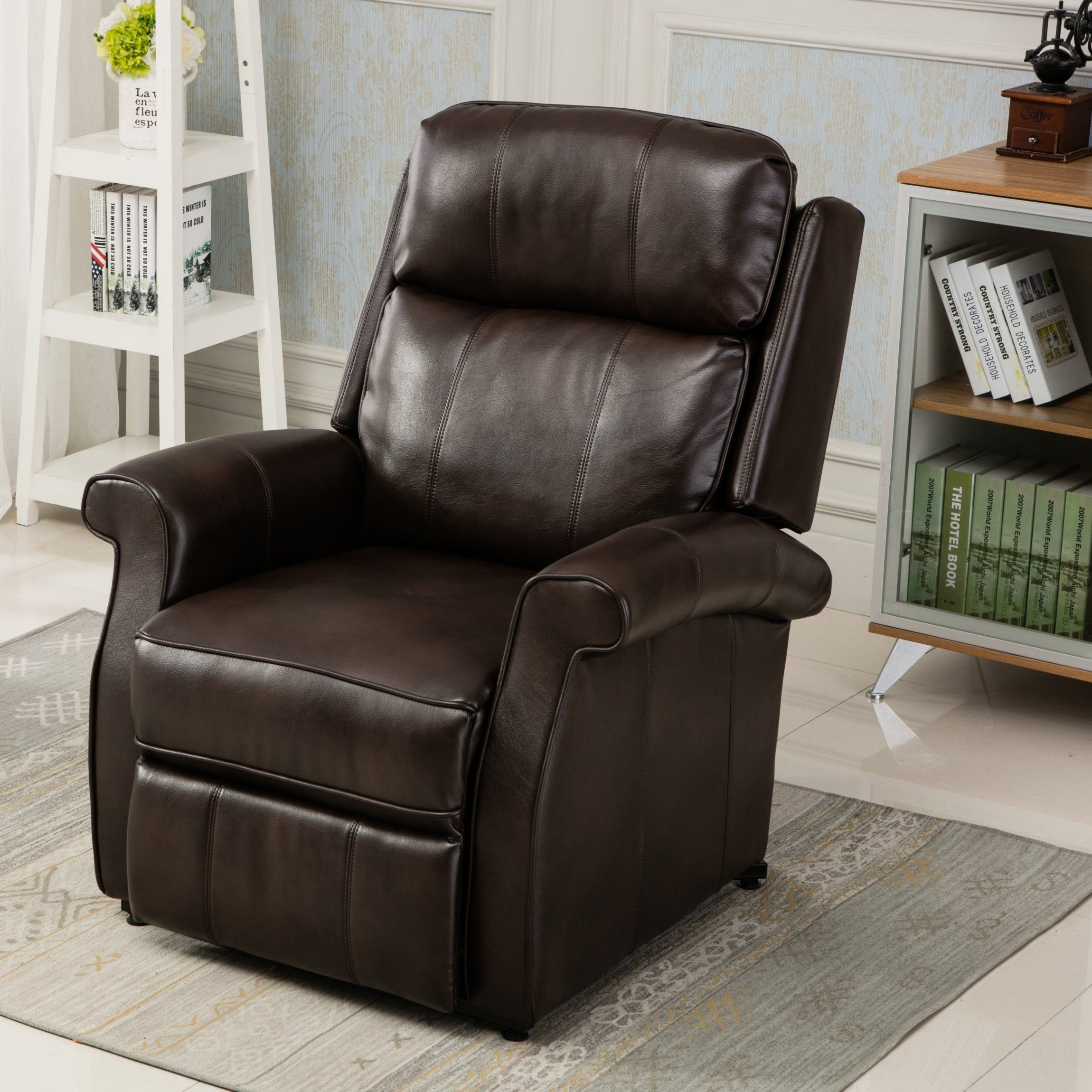 Power Recliners Leather Recliner, Adirondack chairs for
