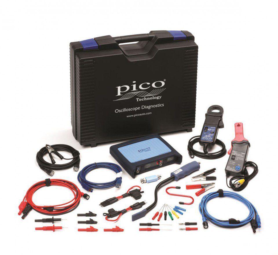 2 channel automotive oscilloscope Automotive, Electronic