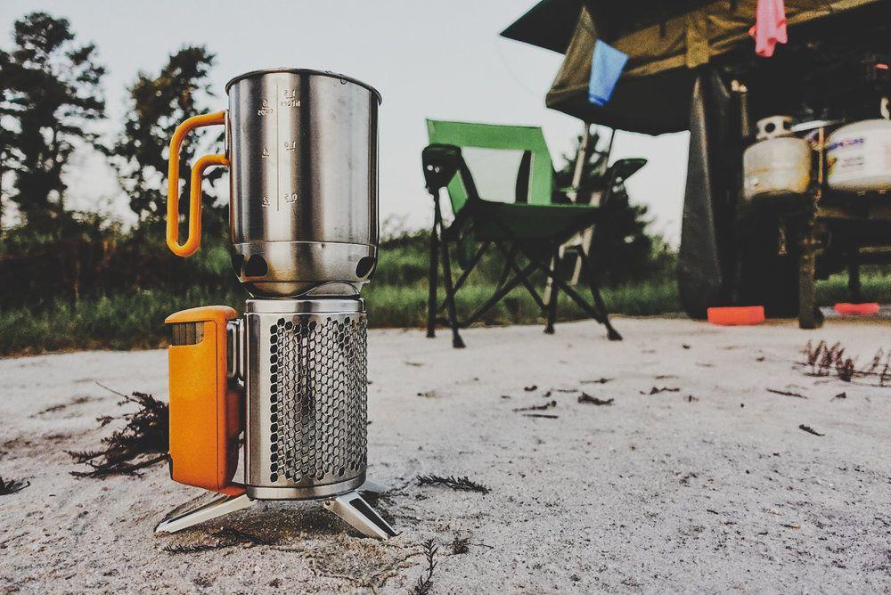 BioLite CampStove 2 | Biolite campstove, Camping stove ...