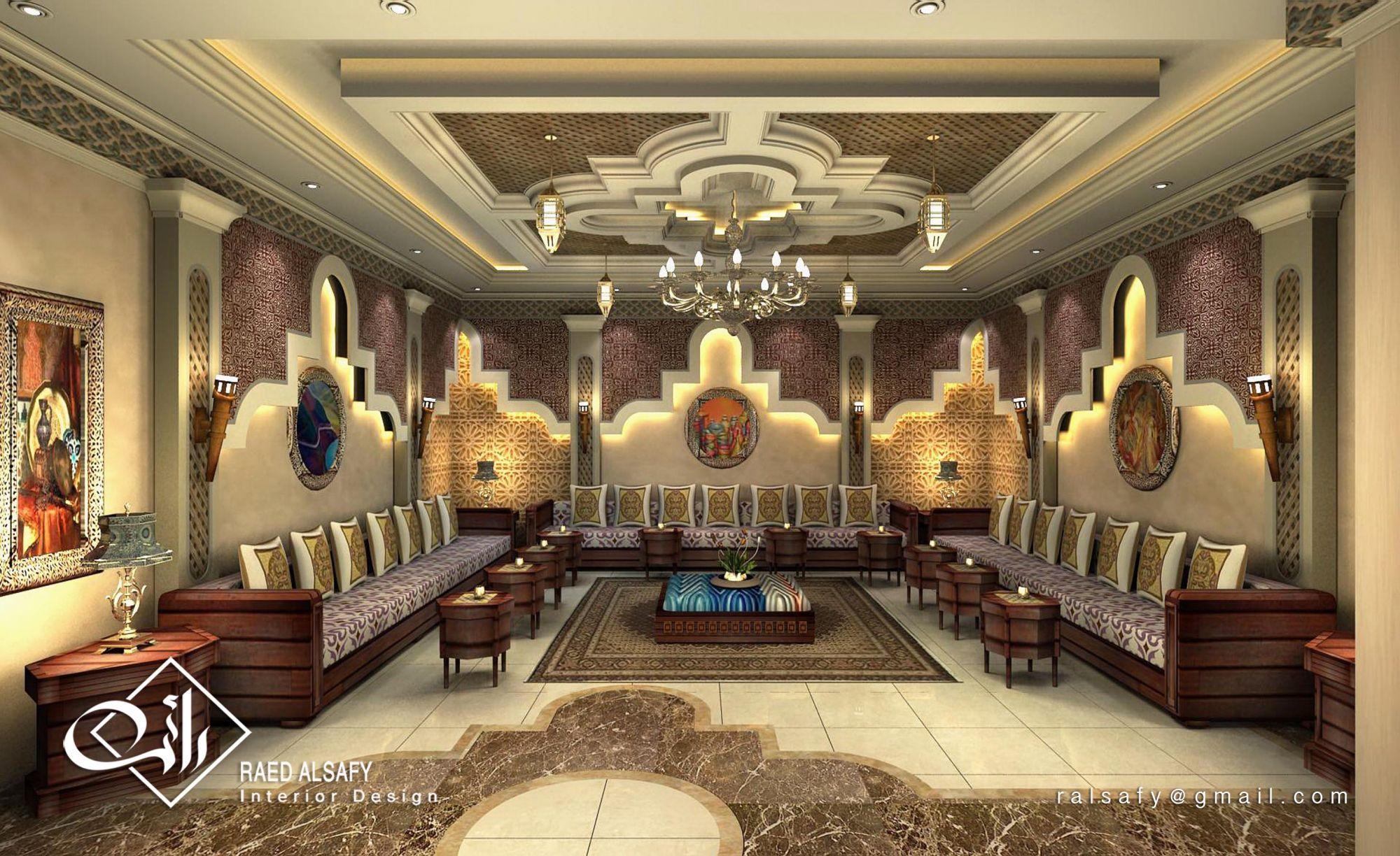 Image result for moroccan majlis interior interiors