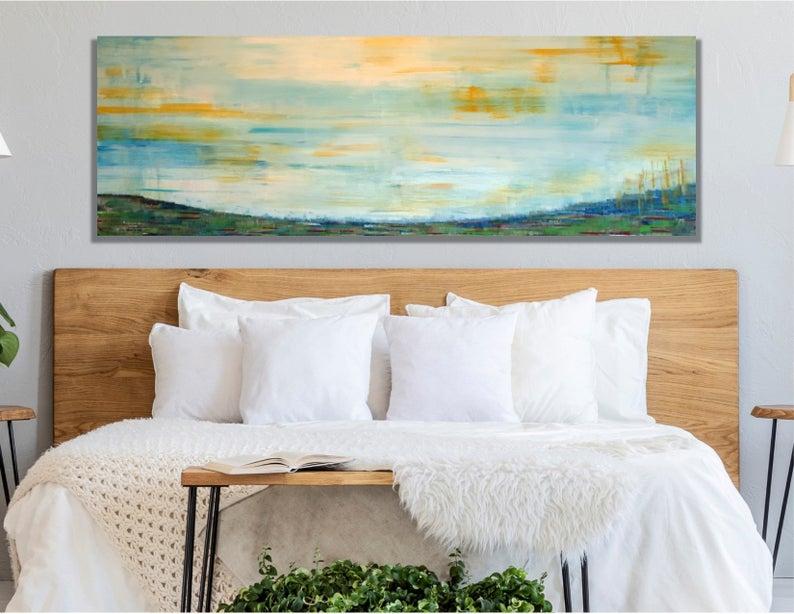 Large Wall Art Canvas Minimalist Canvas Art Large
