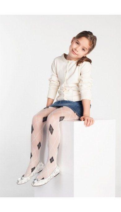 0715ab7a9ff EMMA Fashion Kids Tights girls tights school by specialyarnshop ...