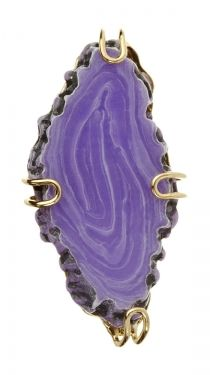 It Rocks Ring - Purple