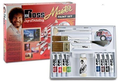 Bob Ross Master Paint Set Ebay In 2019 Bob Ross Paint