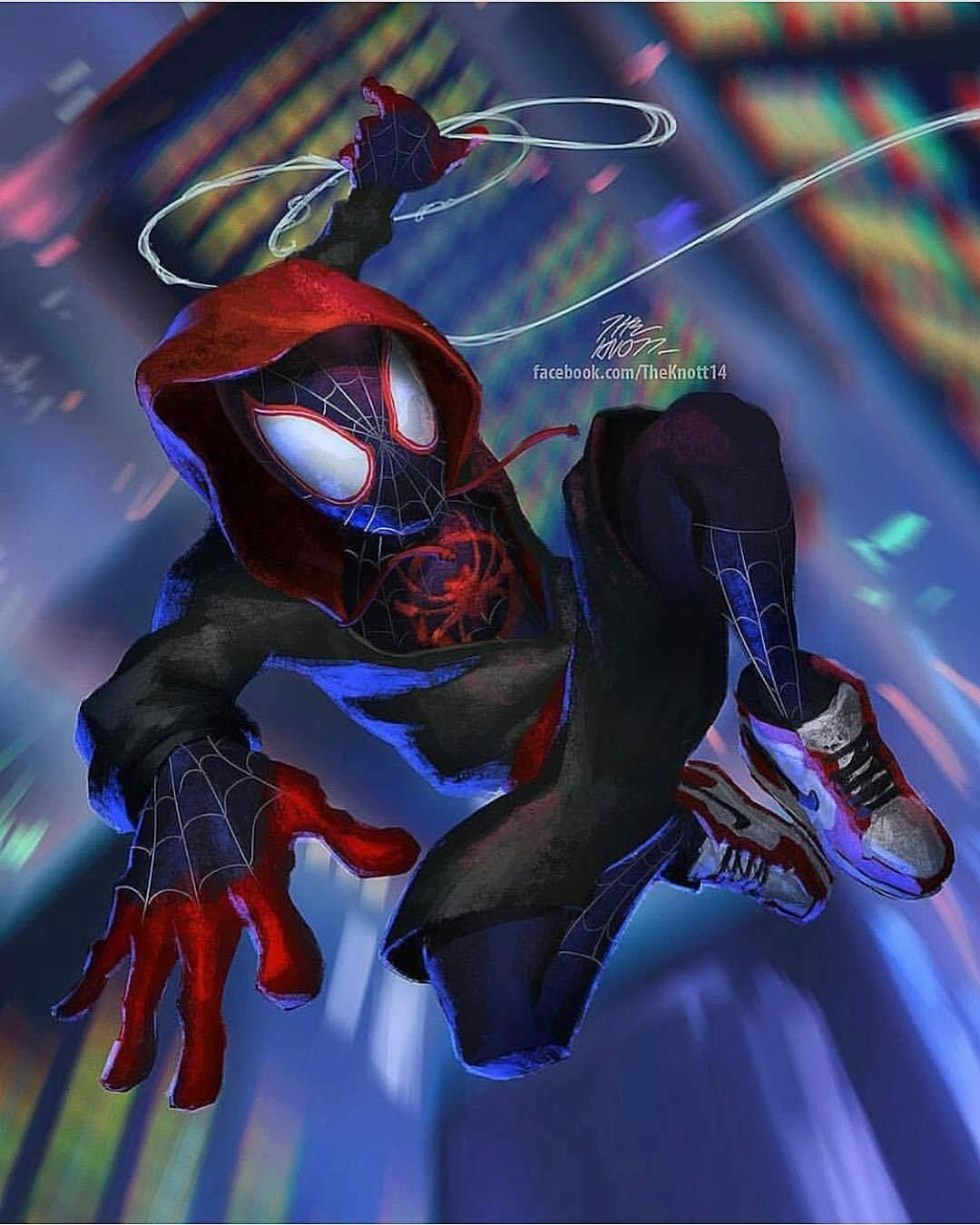What did you guys think of the trailer for the animated - New spiderman movie wallpaper ...
