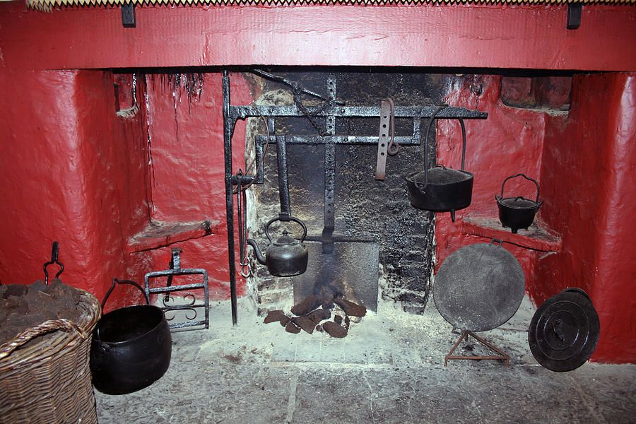 Image Result For Traditional Irish Fireplaces Cottage Fireplace