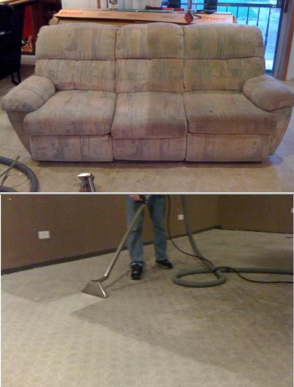 Sn Cleaning Incorporated Offers Carpet And Upholstery Cleaning