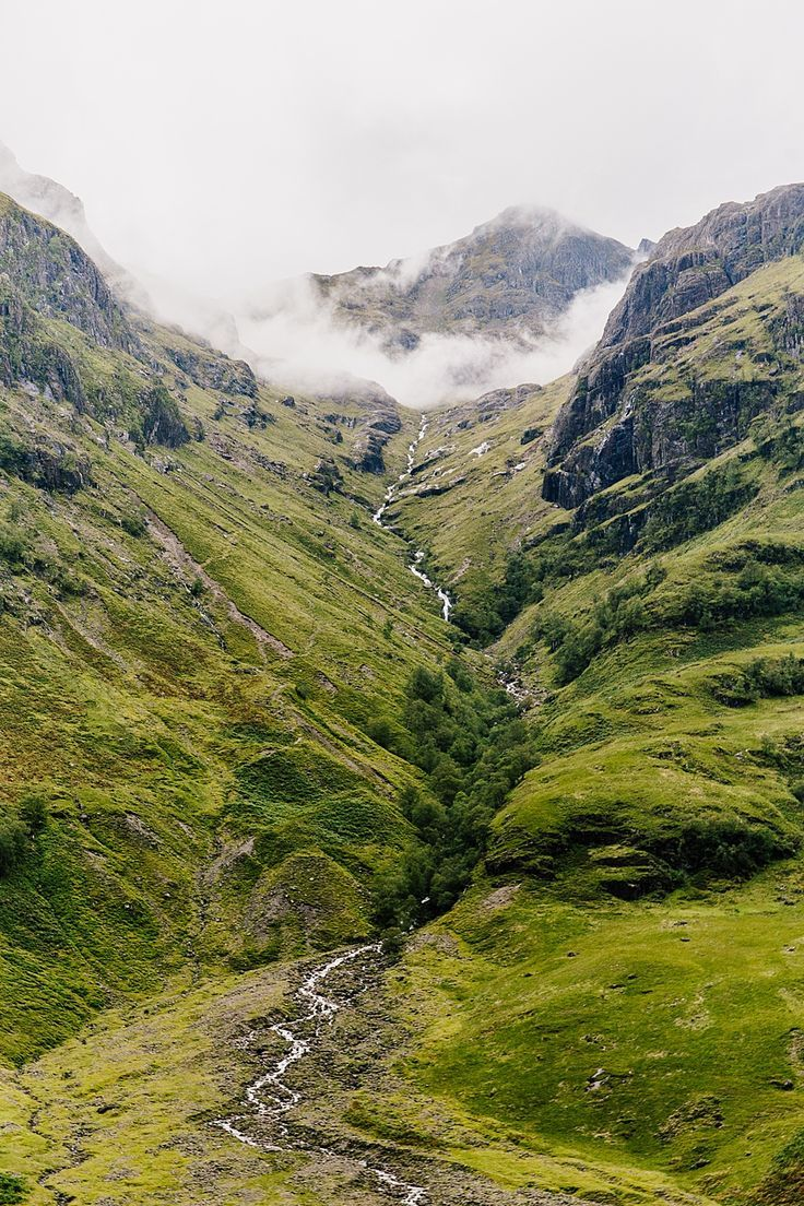 A must see in Scotland: Glencoe - Amy Hirschi Creative