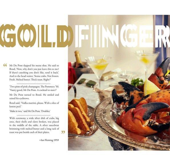 Pin von Leif Tobis auf James Bond | Lebensmittel essen